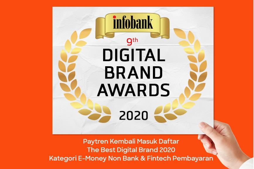 paytren the best digital brand 2020
