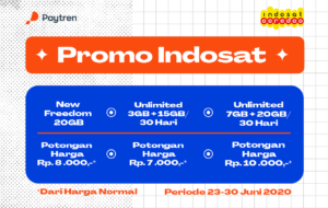 Promo Paket Internet Murah